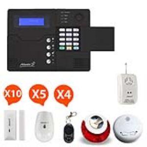Atlantic's ST V Kit 8 - Alarme GSM sans fil