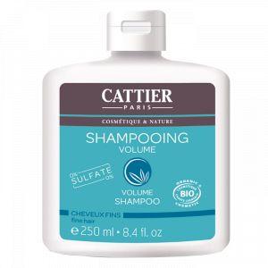 Cattier Shampooing volume sans sulfates
