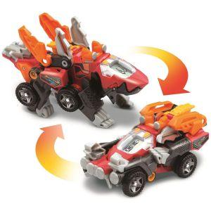 Vtech Buggy Lutor, le Super Stégosaure - Switch and Go Dinos