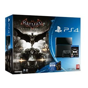 Sony PS4 500 Go + Batman Arkham Knight