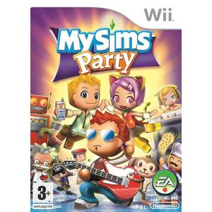 MySims Party [Wii]