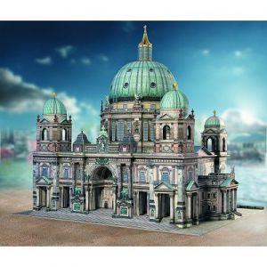 Schreiber-bogen 630 - Maquette en carton Cathédrale de Berlin, Allemagne