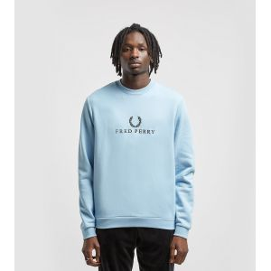 Fred Perry Sweat, Bleu - Taille XL