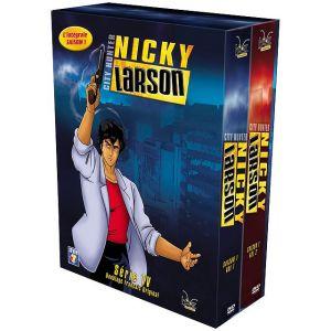 Coffret Nicky Larson City Hunter : L'intégrale Saison 1