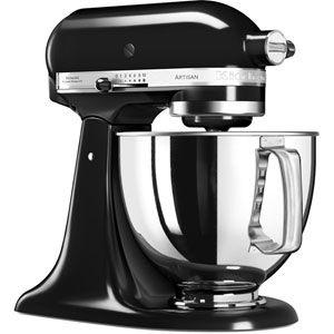 Kitchen Aid 5KSM150PS - Robot sur socle Artisan 4,8 L
