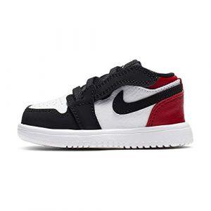 Nike Chaussure Jordan 1 Low Alt pour Bébé et Petit enfant - Blanc - Taille 27 - Unisex