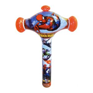 Crazy Bumper gonflable Spiderman