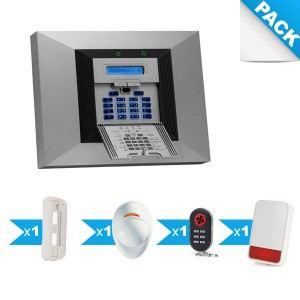 Visonic PowerMaxPro Ext 3 - Kit alarme