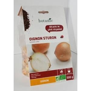 Botanic Bulbes d%u2019oignon Sturon AB bio 500 g