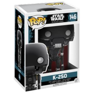 Image de Funko Pop! K-2S0 - Figurine Star Wars: Rogue One