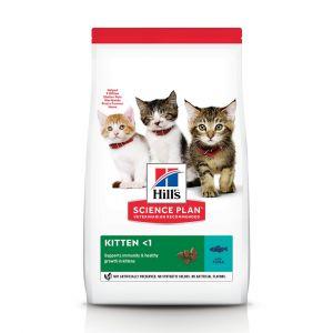 Hill's Science Plan Fel Kitten Thon 1,5kg