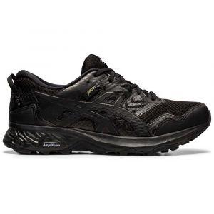 Asics Gel-Sonoma 5 G-TX, Running Shoe Femme - Noir (Black/Black) - 37.5 EU