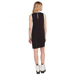 Volcom Ivol 2 Dress W Black Robes Femme