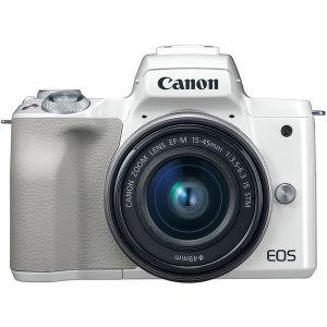 Canon EOS M50 (avec objectif 15-45mm)