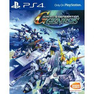 SD Gundam G Generation Genesis sur PS4