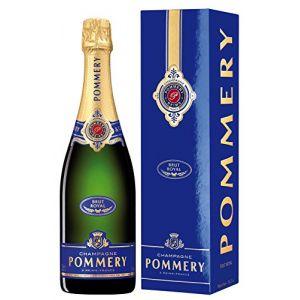 Pommery Champagne Brut Royal avec étui