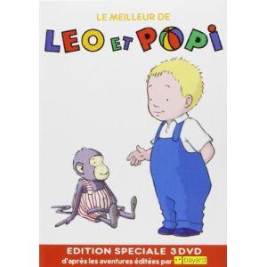 Le Meilleur de Léo et Popi - Coffret 3 DVD