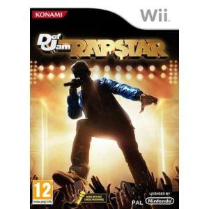 Def Jam Rapstar - Bundle jeu + micro [Wii]