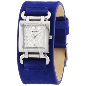 Guess W0153L - Montre pour femme avec bracelet en cuir