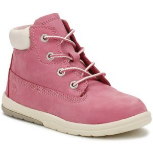 Timberland Toddle Tracks 6 inch, Bottes Enfant, Rose (Fuschia Rose), 30 EU