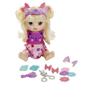 Hasbro Baby Alive Baby Alive Coiffure Magique - Poupée Cheveux Blonds