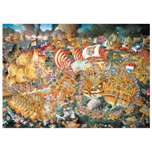 Heye Ryba: Trafalgar - Puzzle 2000 pièces