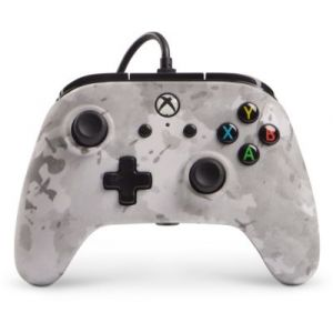 PowerA Manette Filaire Xbox One Camo Neige