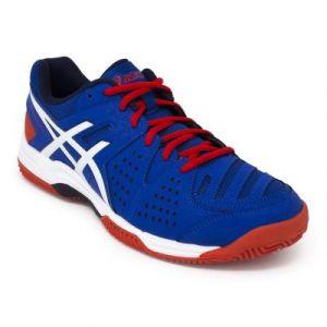 Asics 4005-7, Chaussures spécial Tennis pour Homme Multicolore 44 EU