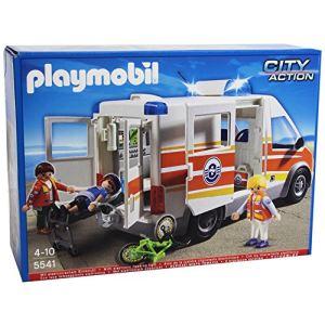Playmobil 5541 City Action - Ambulance et secouristes