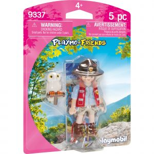 Playmobil 9337 - Friends : Garde forestière