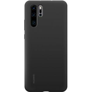 Huawei Coque P30 Pro Silicone noir