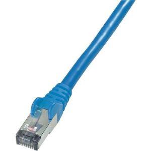 Wentronic 68271 - Câble réseau RJ45 CAT 6 S/FTP 7,5 m