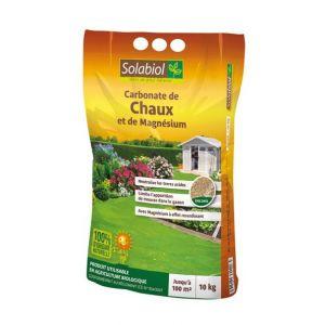 Solabiol Carbonate de chaux et de magnésium 10 kg