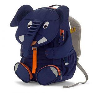 Affenzahn Sac à dos enfant Grands Amis Elias l'éléphant bleu