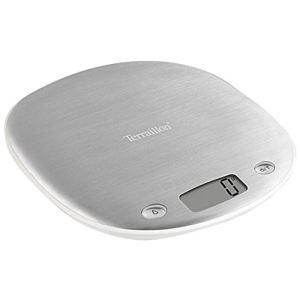 Terraillon Macaron givrée - Balance de cuisine électronique 5kg