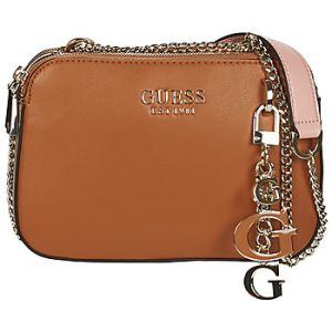 Guess Sac Bandouliere SHEROL CONVERTIBLE CROSSBODY Marron - Taille Unique