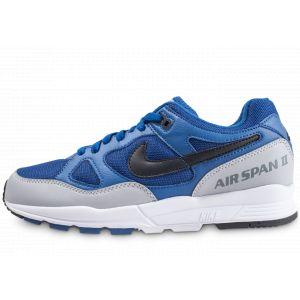 Nike Chaussure Air Span II pour Homme - Bleu - Couleur Bleu - Taille 43
