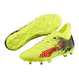 Puma Future 18.3 FG/AG, Chaussures de Football Homme, Jaune
