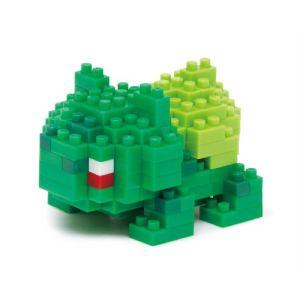 Kawada Nanoblock - Pokemon Bulbasaur