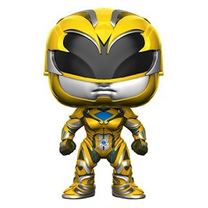 Funko Figurine Pop! Power Rangers Movie : Yellow Ranger