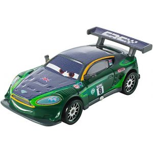 Mattel Cars carbon racer Voiture Nigel gearsley
