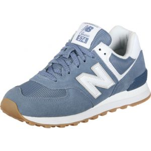 New Balance Wl574v2, Baskets Femme, Bleu (Light Porcelain Blue), 38 EU