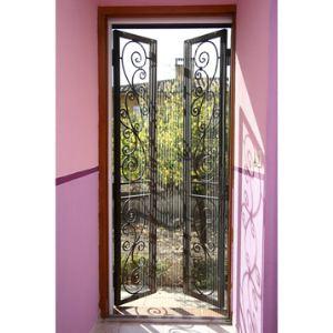 Moustiquaire Kocoon plissée pour porte (120 x 220 cm)