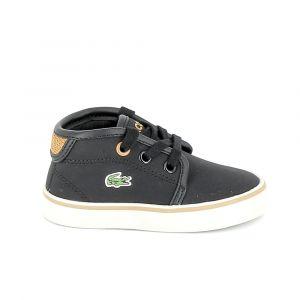 Lacoste Chaussure bebe ampthill bb noir 24