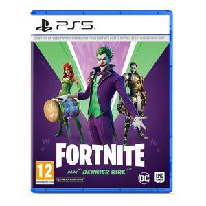 Fortnite : Pack Dernier Rire (PS5) [PS5]