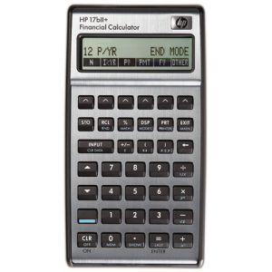 HP 17bII+ - Calculatrice financière (F2234A)