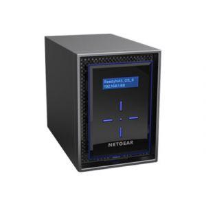 NetGear ReadyNAS 422 - Serveur NAS 2 Baies Gigabit Ethernet