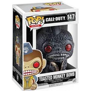 Funko Figurine Pop! Call Of Duty : Toasted Monkey Bomb Esclusive