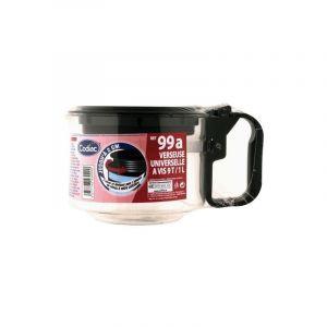 Codiac 343099 - Verseuse de remplacement universelle verre 1 L