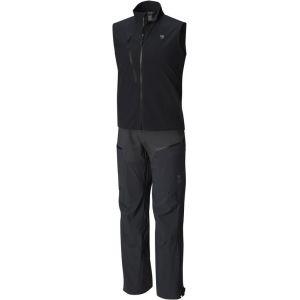 Mountain hardwear Pantalons Mountain-hardwear Cloudseeker Regular - Shark - Taille M